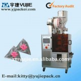 YD-SJB01 Automatic triangle teabag packing machine(Nylon teabag)