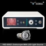 YKD-9002 80W LED fuente de luz sistema de cámara endoscópica portátil