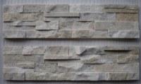 White Quartzite Ledges Stone