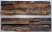 Rusty Quartzite Ledges Stone