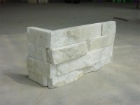 White Quartzite Corner panels
