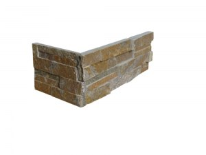 Rusty Quartzite Corner panels