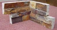 Rusty Slate Corner panels