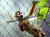 Flexible Stainless Steel Knotted Rope Mesh