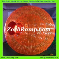 Zorbing Ball, Zorbs for Sale, Giant Inflatable Human Sized Hamster Ball