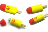 Silicone USB flash drive